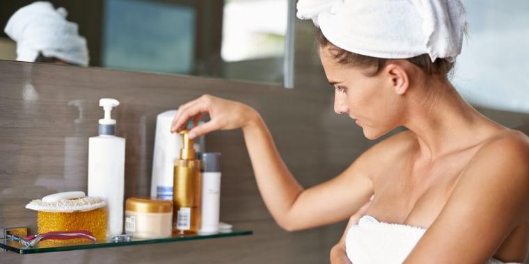Eco-friendly zero-waste skin care