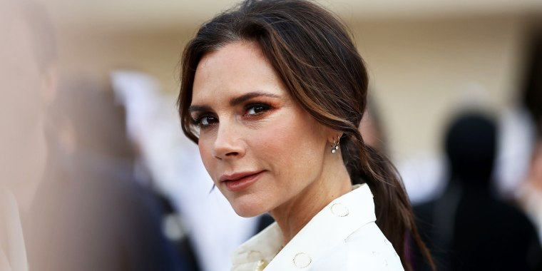 Victoria Beckham's favorite skin care, hair, makeup products