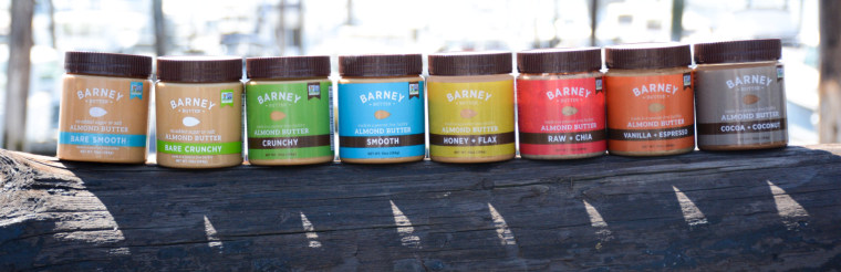 My family is obsessed with this nutritionist-approved almond butter