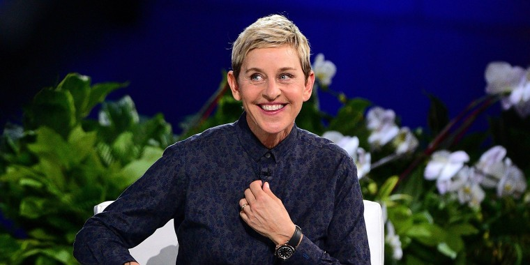 You know who has really good Mother's Day gift ideas? Ellen DeGeneres
