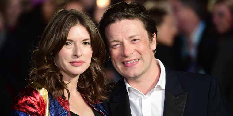 Jamie Oliver's wife celebrates 'The Naked Chef' with emotional post