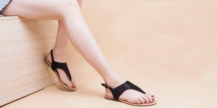 These $22 sandals have seen a 928% spike in sales in the last 24 hours