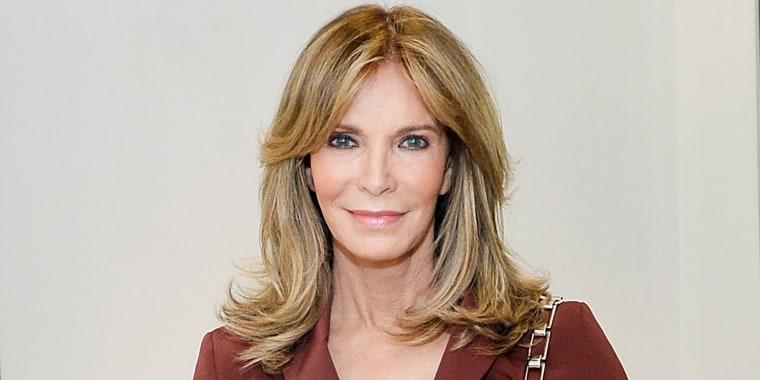 Jaclyn Smith S Secret To Shiny Hair A 17 Cholesterol Cream