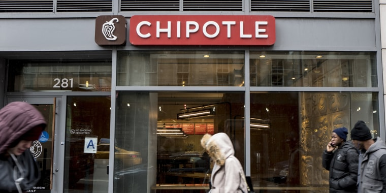 Image: Chipotle To Close Restaurants For Few Hours For Food Safety Meeting