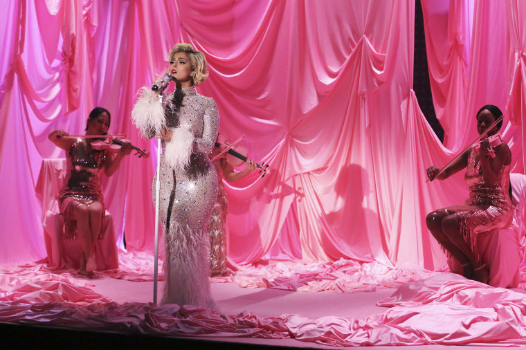 IMAGE: Bebe Rexha on 'The Tonight Show'