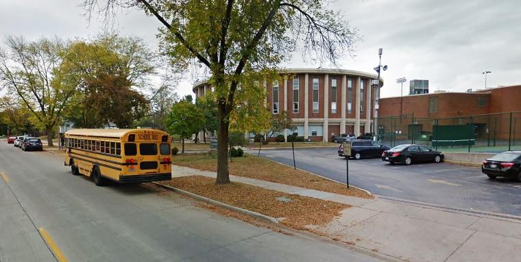 Shorewood Intermediate School in Wisconsin.