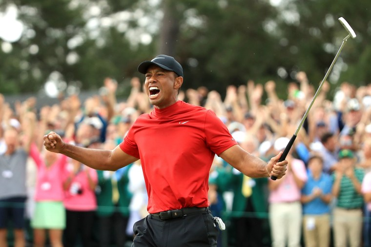 Image: The Masters - Final Round
