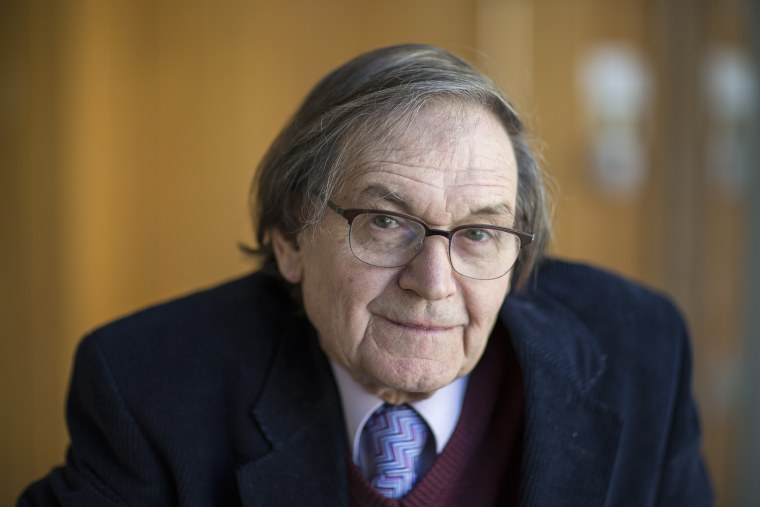 Image: Professor Sir Roger Penrose
