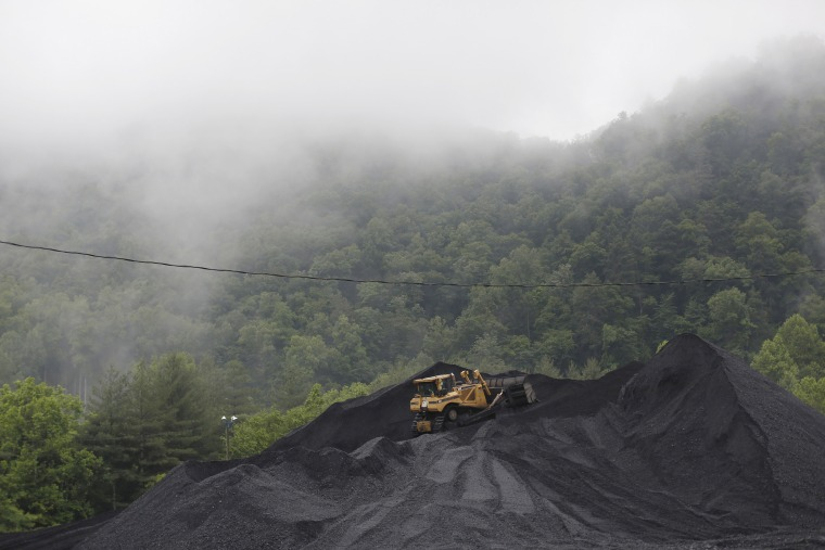 Obama's New Proposed Regulations On Coal Energy Production Met With Ire Through Kentucky's Coal Country