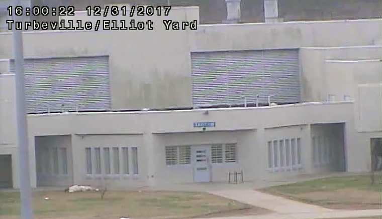 Video shows man left to die in South Carolina prison yard