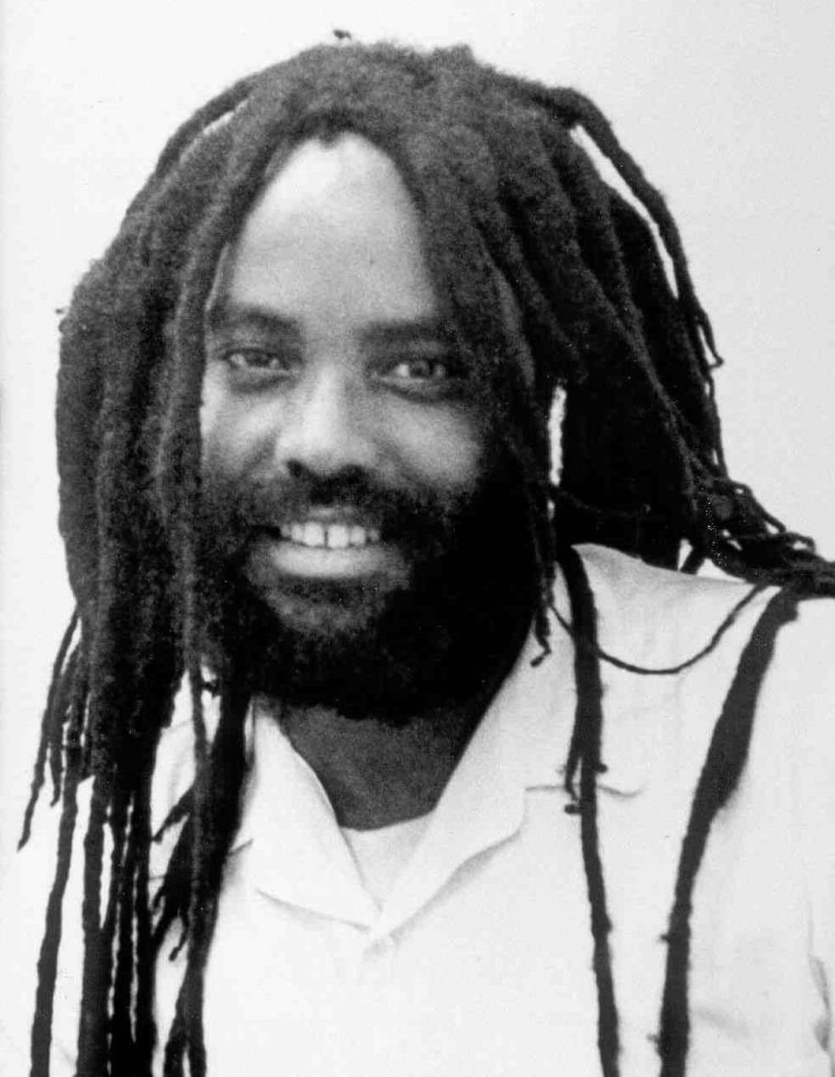 Image:  Mumia Abu-Jamal