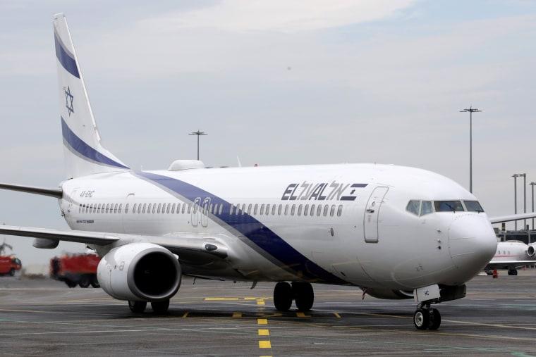 Image: El Al airlines