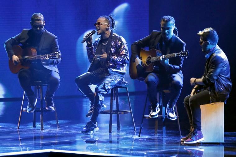 19th Latin Grammy Awards- Show - Las Vegas, Nevada, U.S.