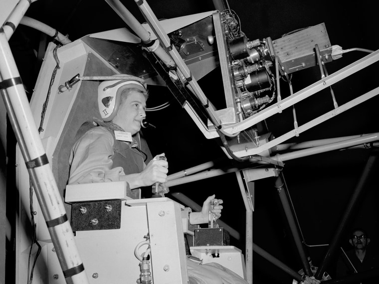 Jerrie Cobb, America's first female astronaut candidate, dies at 88