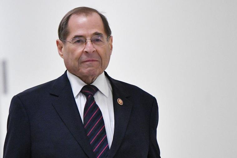 House Judiciary Chairman Nadler subpoenas full, unredacted Mueller report