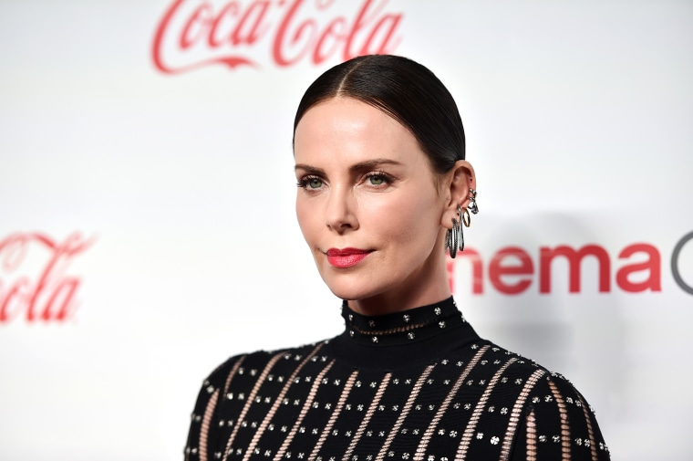 Charlize Theron reportedly reveals her daughter, 7, is transgender
