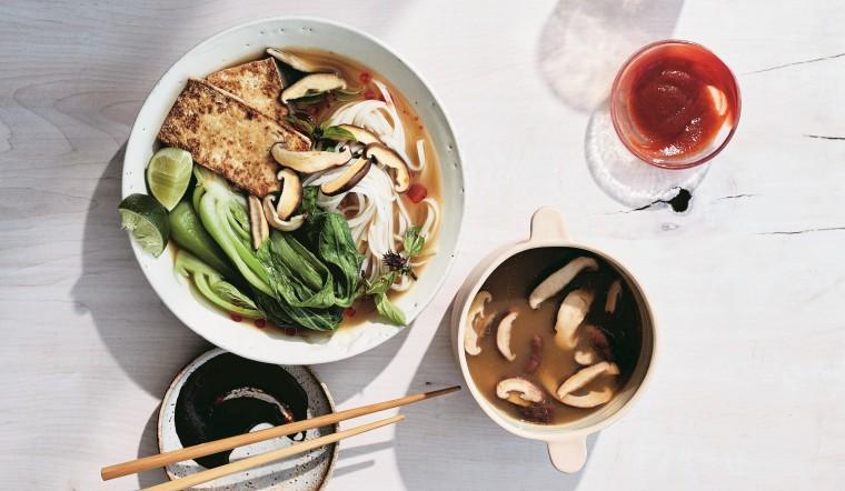My Nguyen's Vegetarian Pho