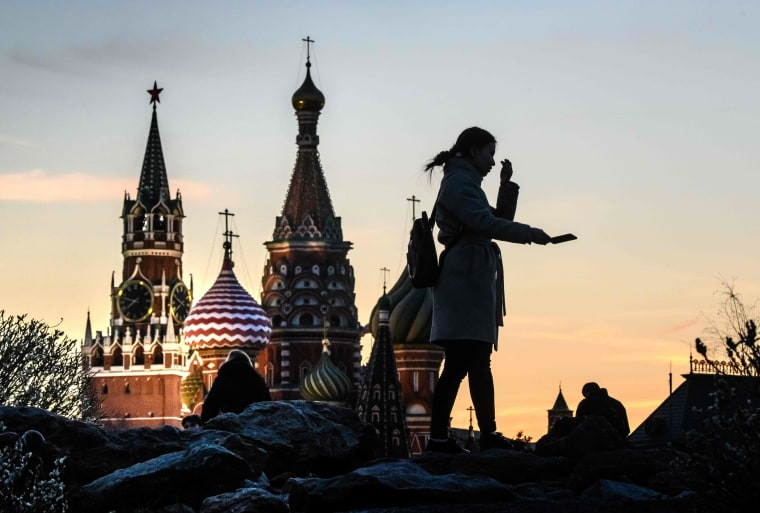 Image: RUSSIA-TOURISM-DAILY LIFE-FEATURE