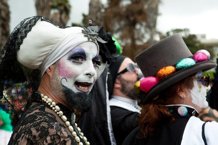 San Francisco Easter with the Sisters of Perpetual Indulgence