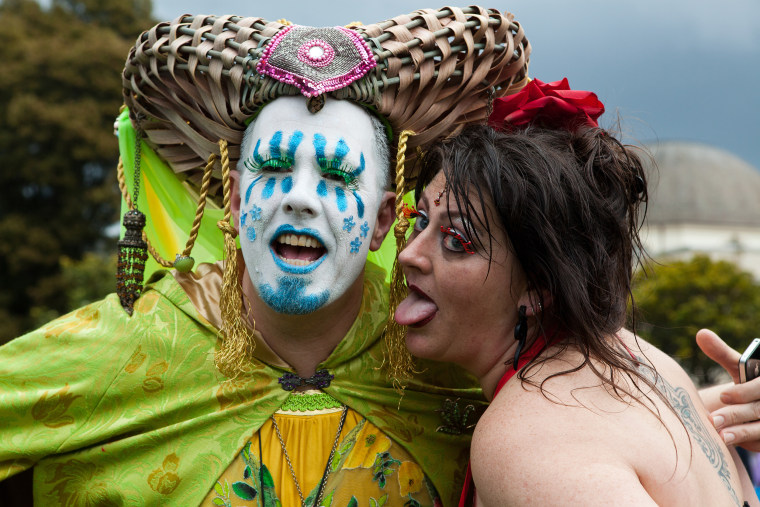 Image: San Francisco Easter with the Sisters of Perpetual Indulgence