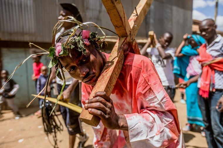 Image: KENYA-RELIGION-CHRISTIANS-EASTER