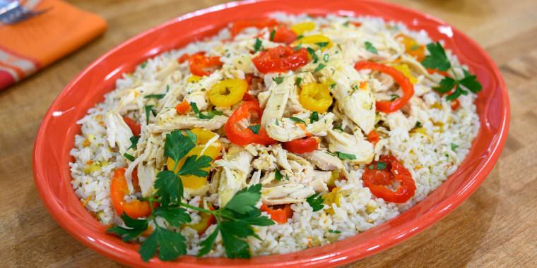 """Elizabeth Heiskell's """"Good Chicken"""" + Icebox Pasta Salad"""