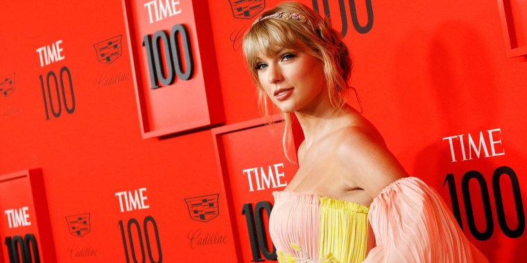 Time 100 Gala, Taylor Swift, red carpet