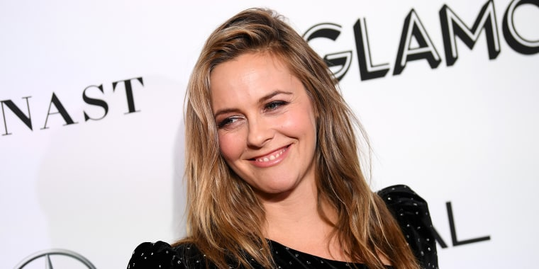 Alicia Silverstone talks about living vegan and her favorite eco-friendly products
