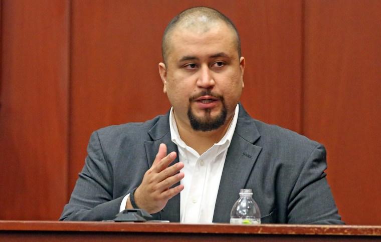 Image: George Zimmerman