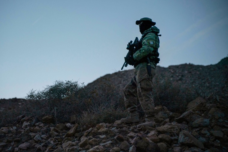 The U.S.-Mexico border isn't protected by militias, it's patrolled by domestic terrorists