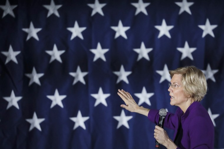 Warren's plan to wipe out student debt (and how she'd pay for it)
