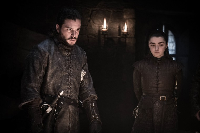 What Arya's sex scene in 'Game of Thrones' got right about young women and sex