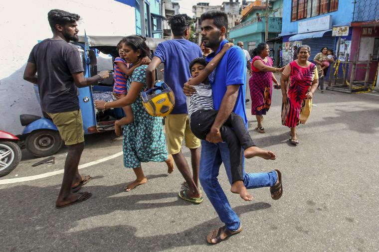 Image result for srilanka attack