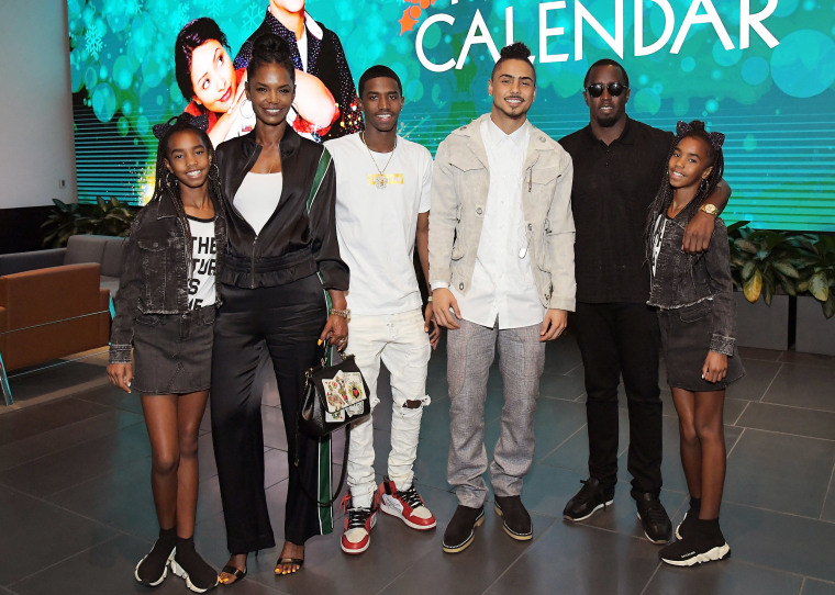 Sean 'Diddy' Combs reveals what Kim Porter told him before she died