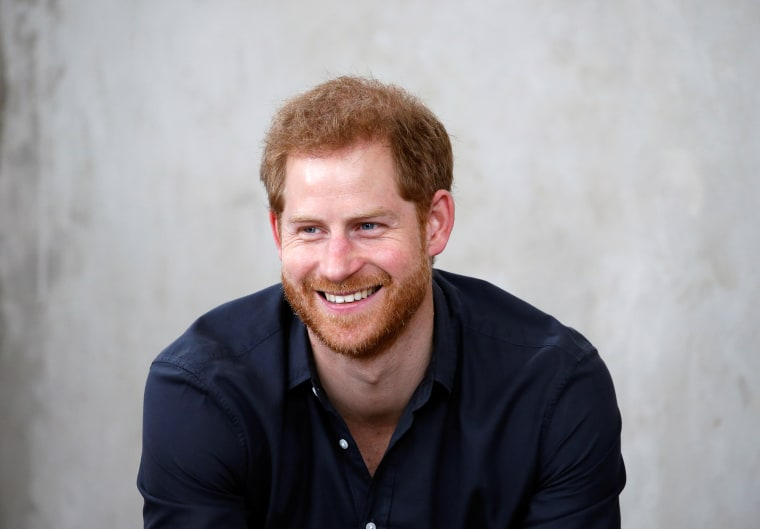 Prince Harry throws support behind transgender youth charity