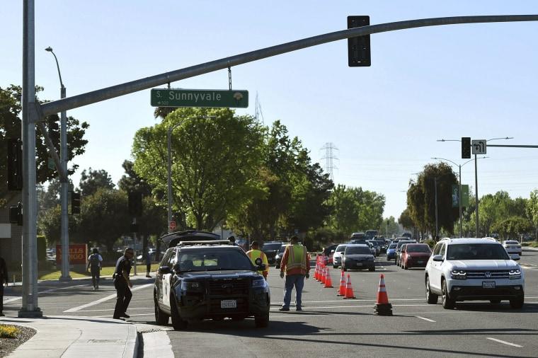 Crash that injured pedestrians in California was 'intentional act
