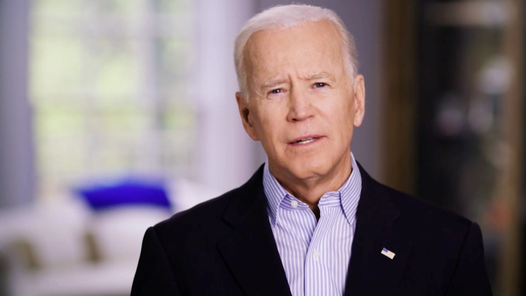 Image: Former Vice President Joe Biden announces his 2020 candidacy