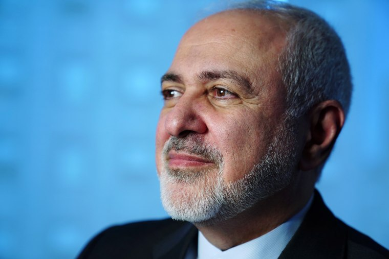Image: Iran's Foreign Minister Mohammad Javad Zarif poses for a portrait following an interview with Reuters in New York