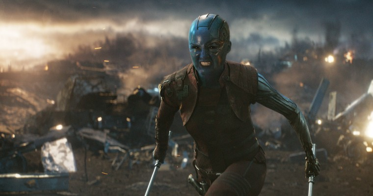 """The world is in peril, again, in """"Avengers: Endgame."""""""