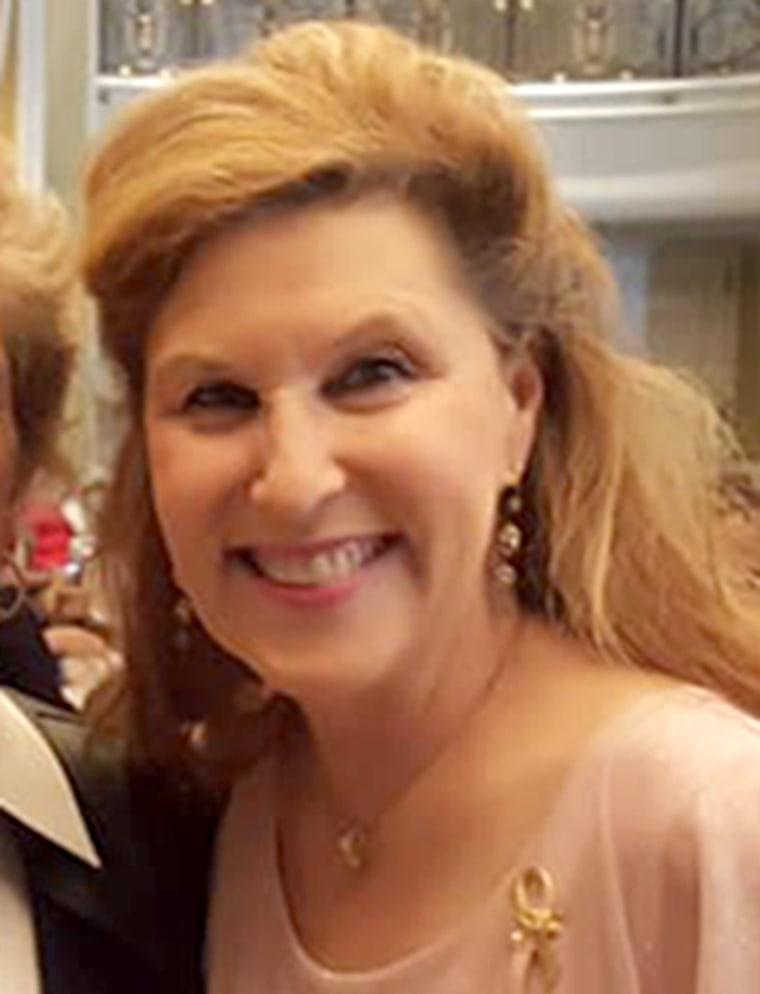 Image: Lori Kaye was fatally shot at the Chabad Synagogue in Poway, California, on April 27, 2019.