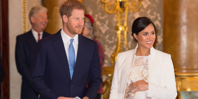 Meghan Markle baby, royal baby
