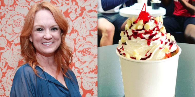 The Pioneer Woman is opening an ice cream shop and the name 'might make you cry'