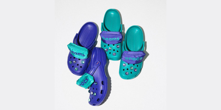 Crocs With Fanny Packs Are A Thing Thanks To New Beams