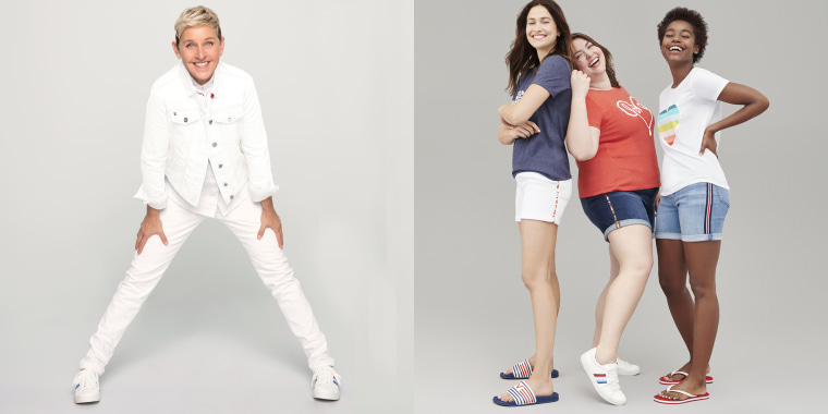f4f94b968880d4 Ellen DeGeneres' summer clothing line is here — and everything's under $30