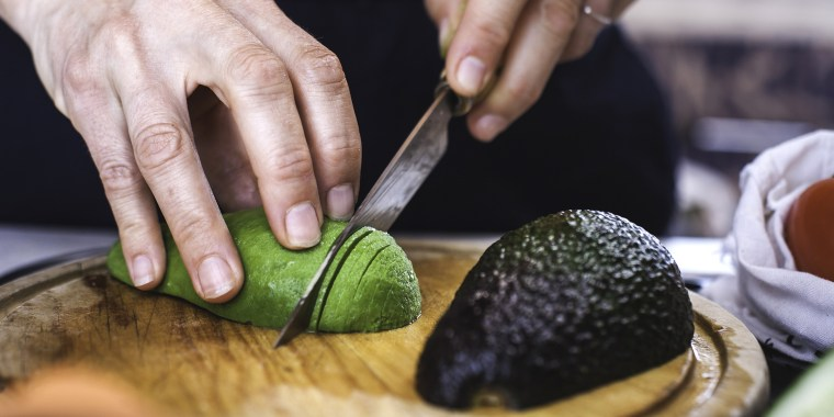 This is the best knife to use for cutting an avocado