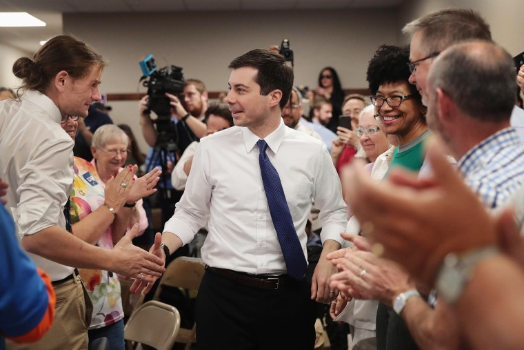 The making of 'Mayor Pete': An 'aha moment' changed Buttigieg from a data geek to leader with heart