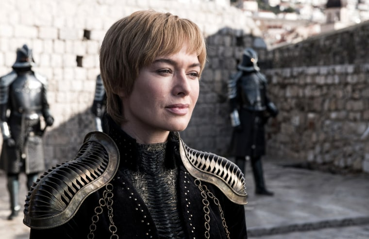"Image: Lena Headey in Season 8 of ""Game of Thrones."""