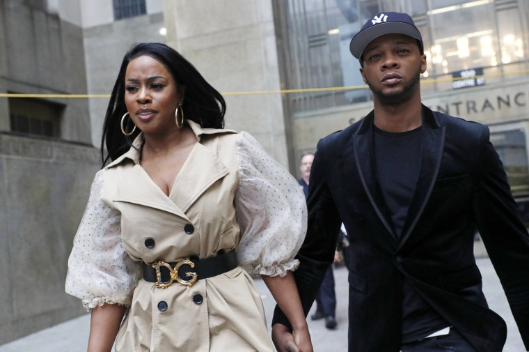 Image: Remy Ma, Reminisce Smith, Papoose