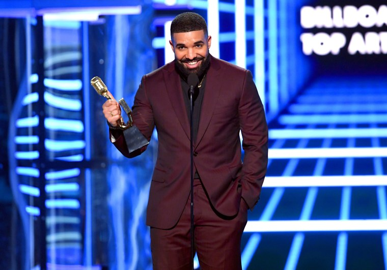Image: Drake 2019 Billboard Music Awards