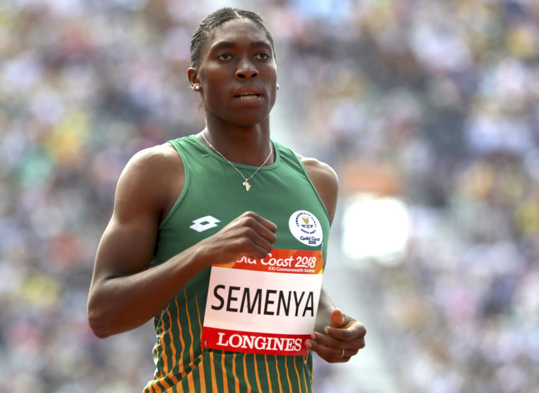 Image: Caster Semenya